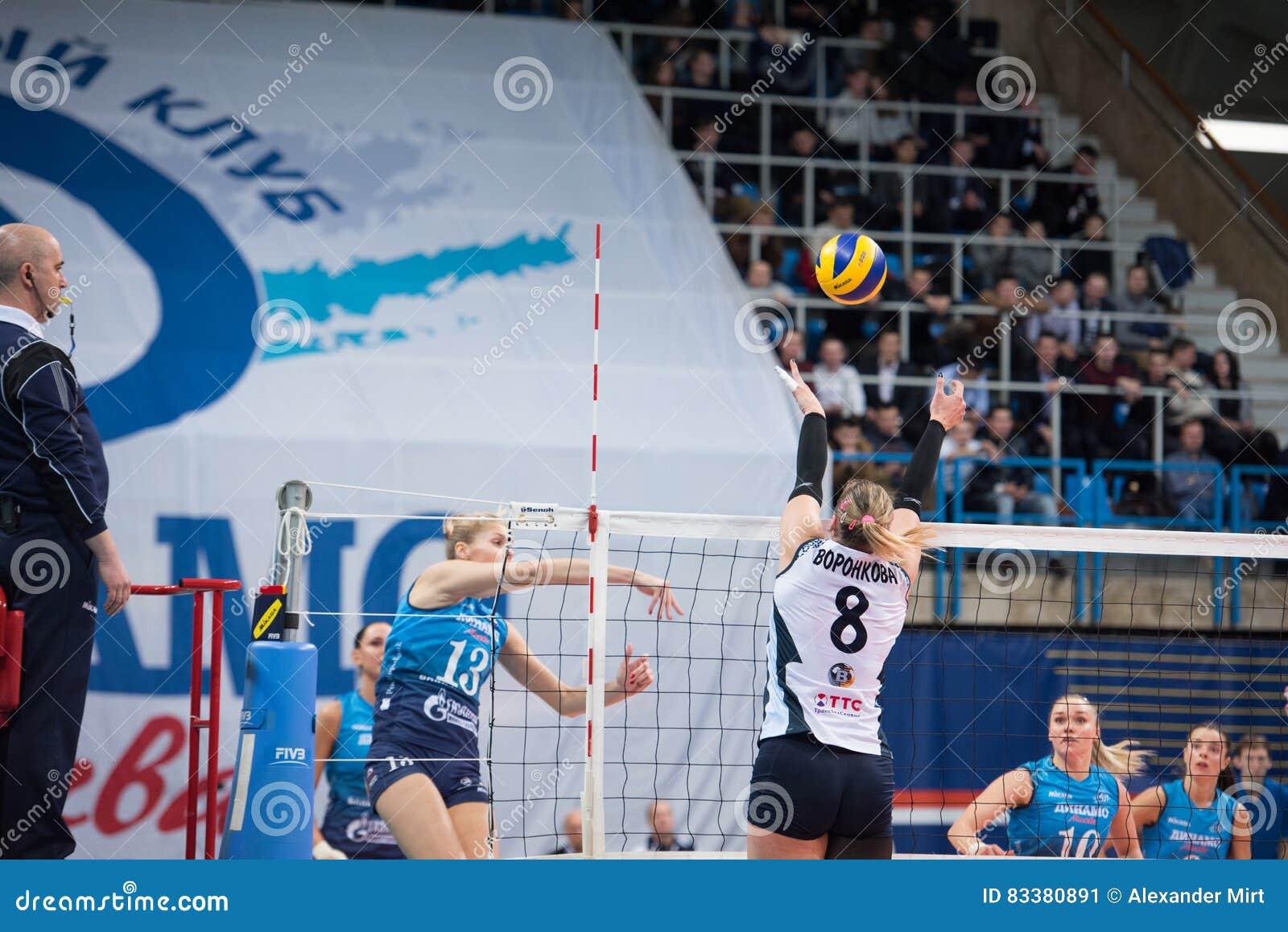 Ι Voronkova ( 8)  υπερασπίστε