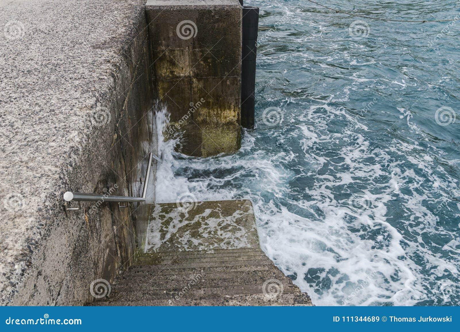 Κάθοδος στο νερό