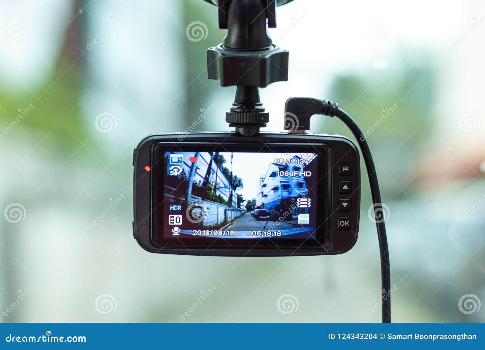 Κάμερα στο μέτωπο ενός αυτοκινήτου
