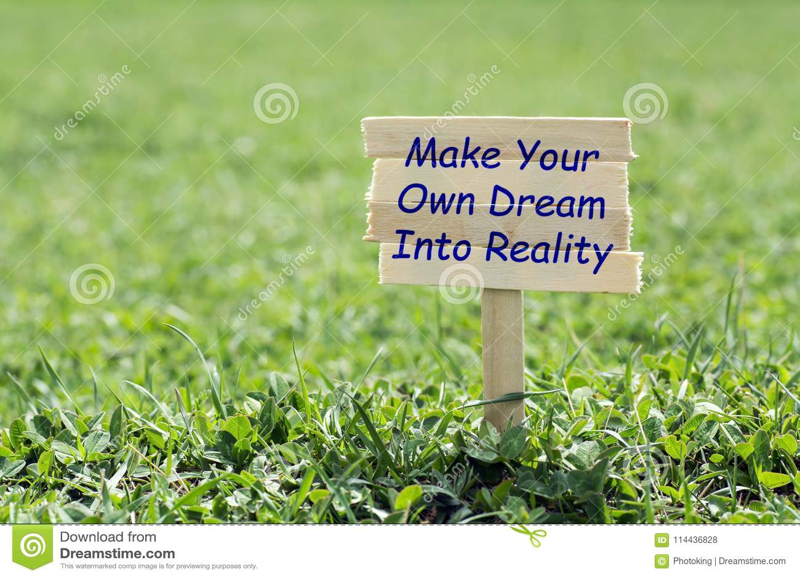 Κάνετε το όνειρό σας στην πραγματικότητα