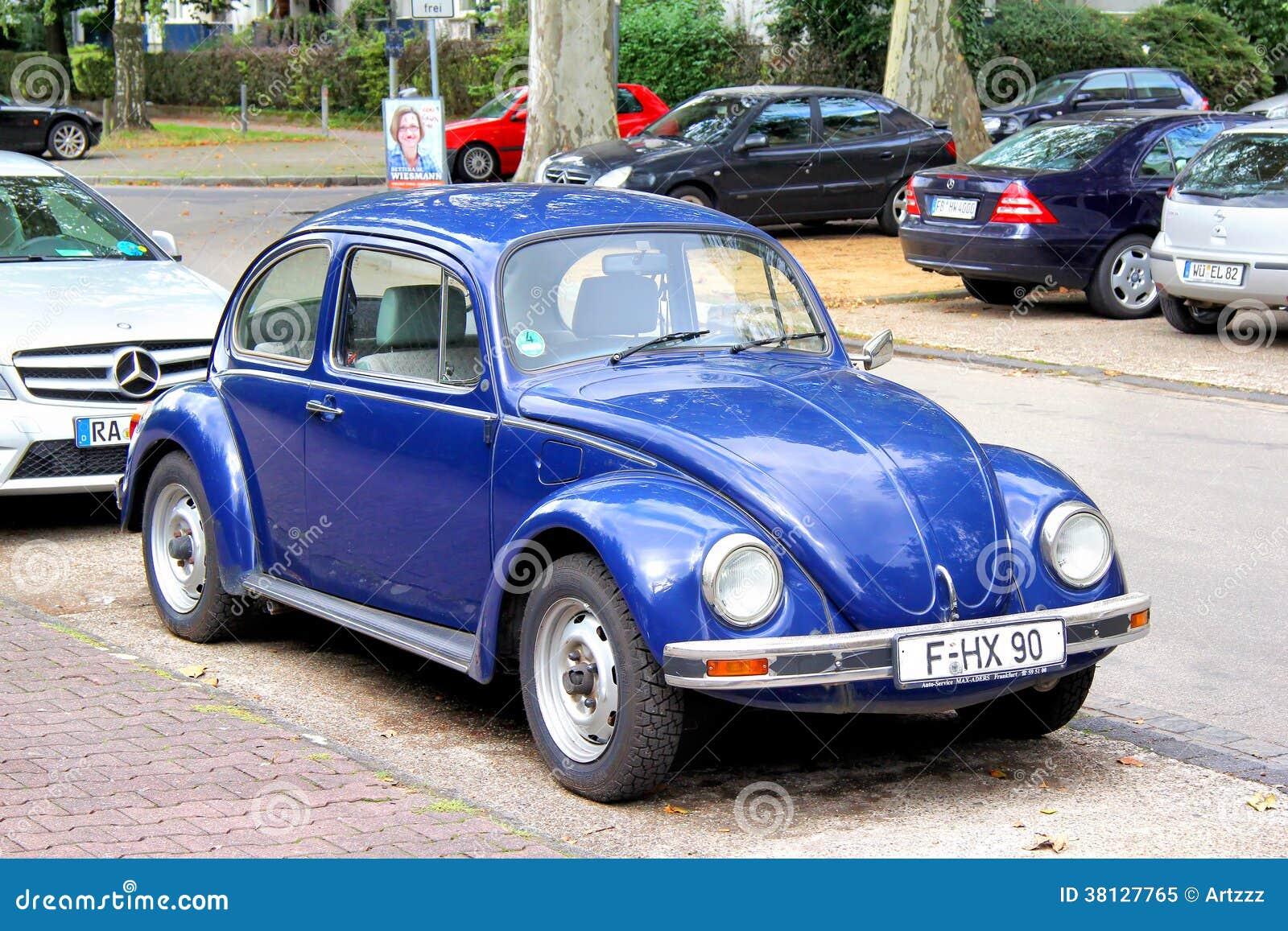 Κάνθαρος του Volkswagen