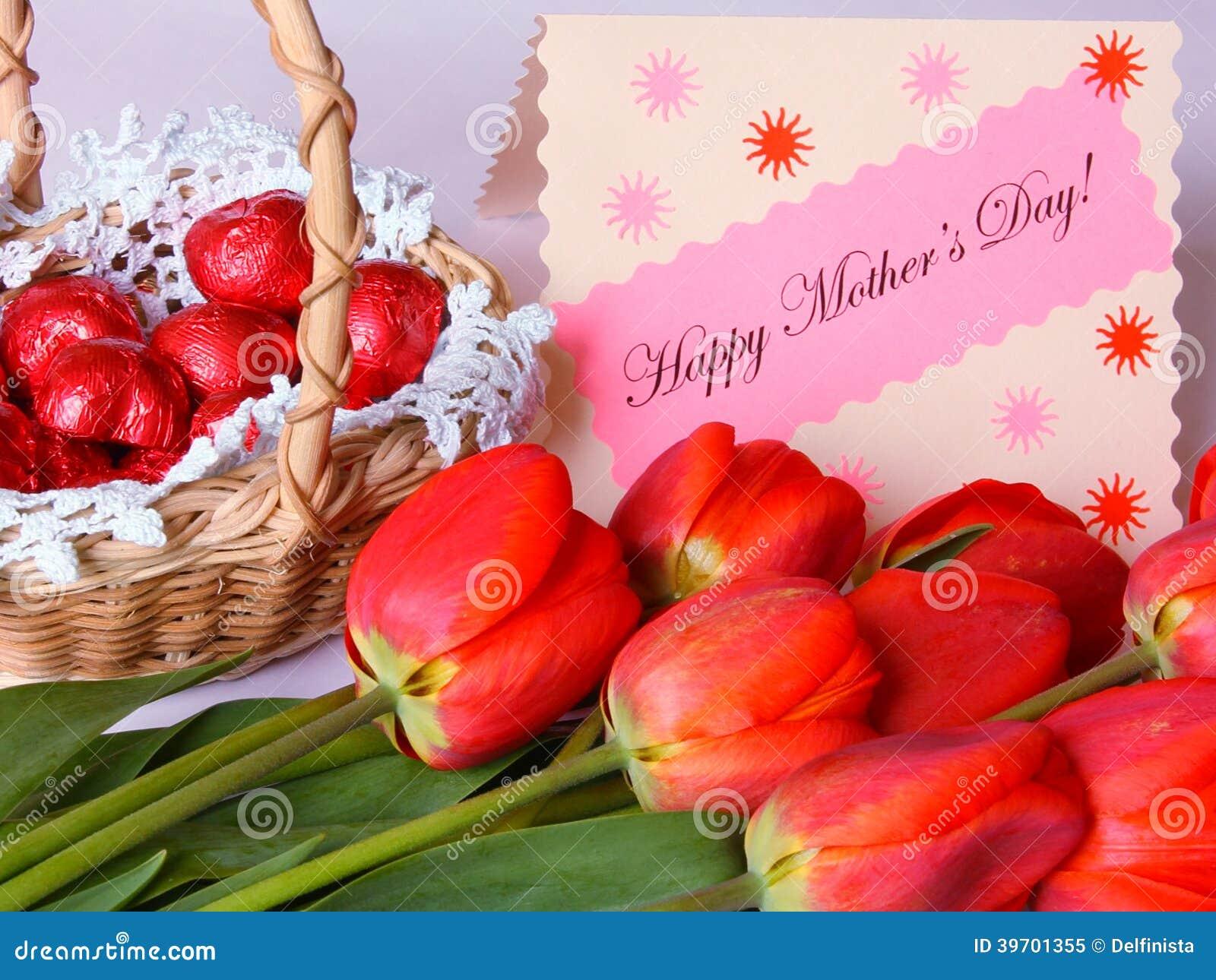 Κάρτα ημέρας μητέρων - φωτογραφίες αποθεμάτων