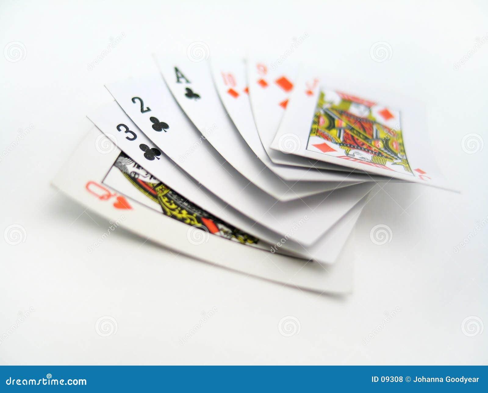 κάρτες που τίθενται