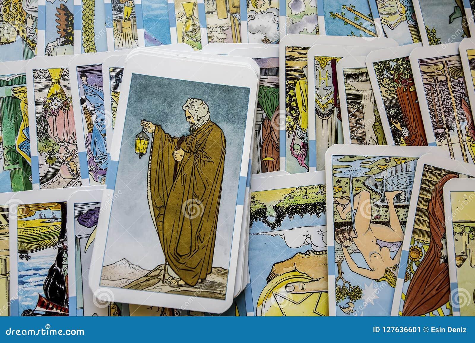 κάρτες tarot
