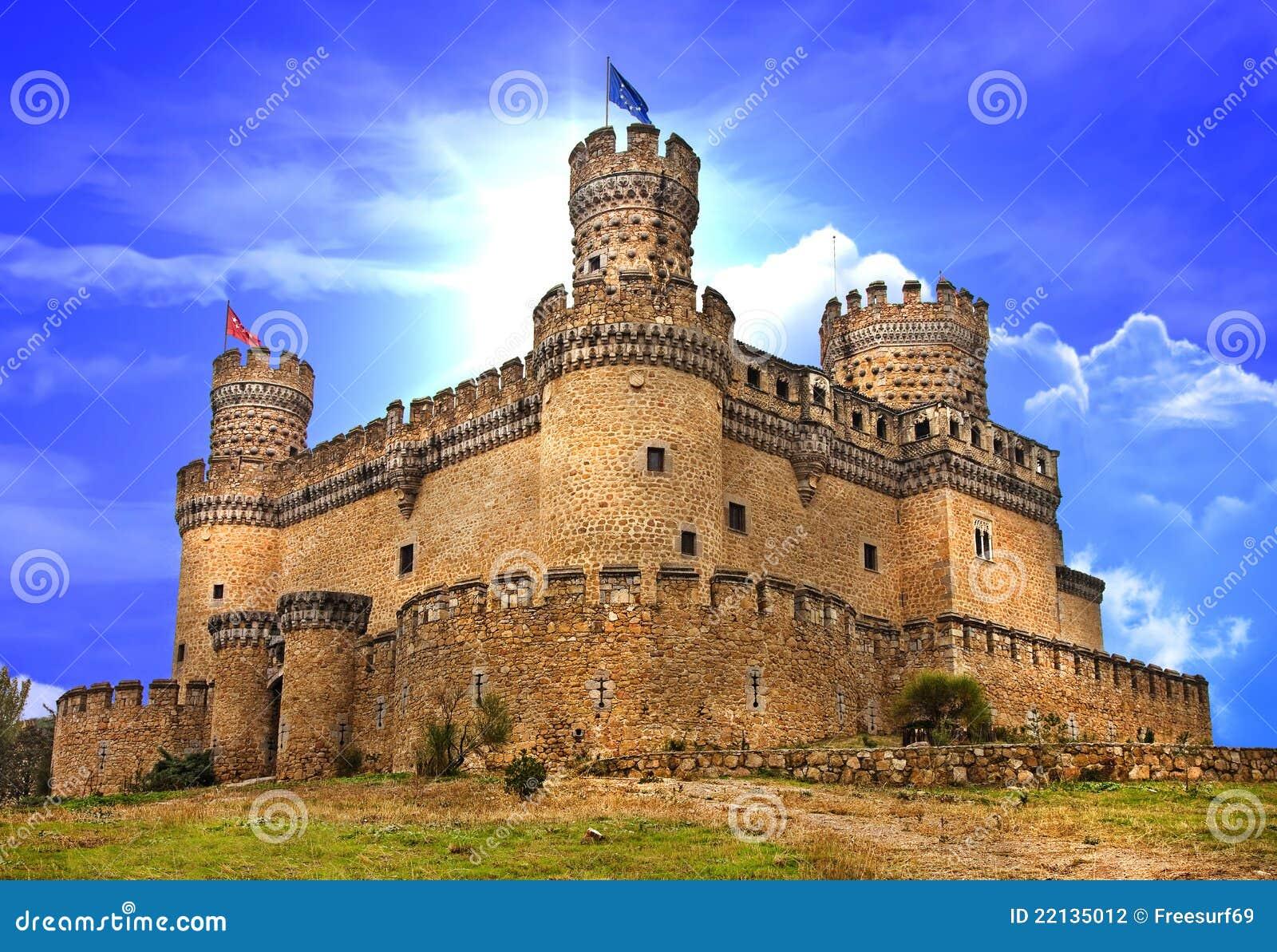 κάστρα Ισπανία