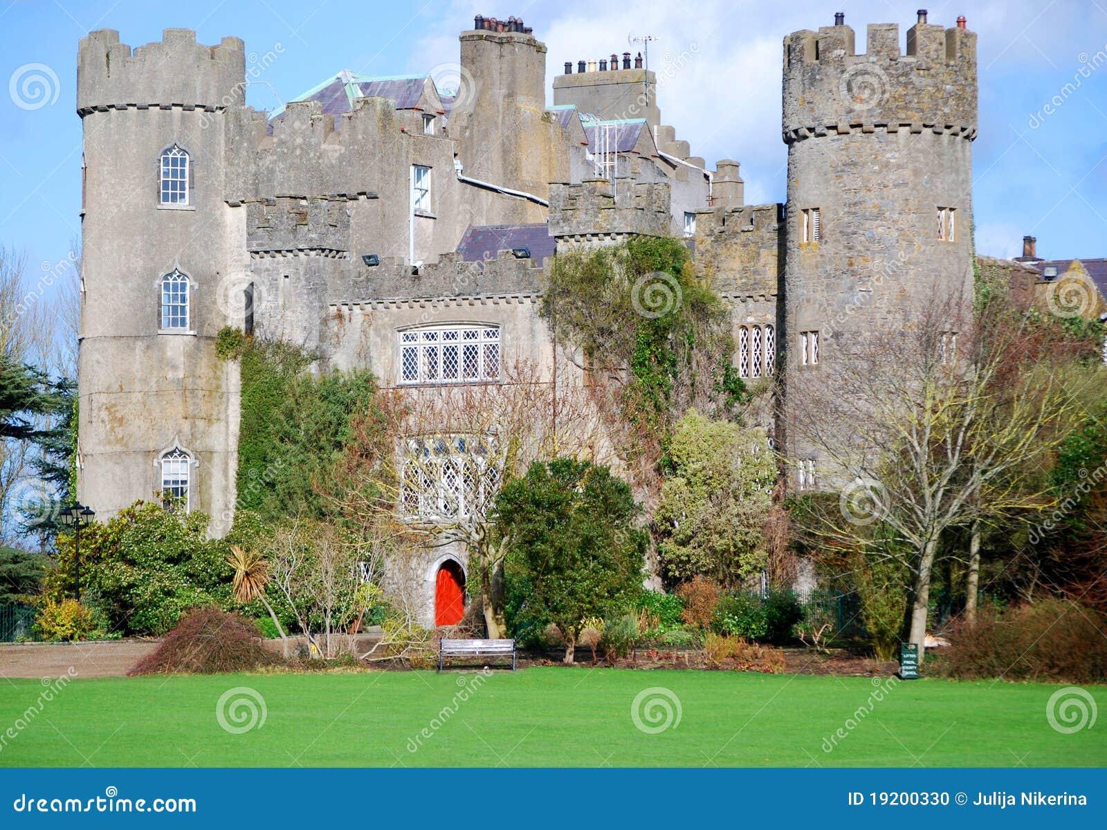 κάστρο Δουβλίνο Ιρλανδί&al