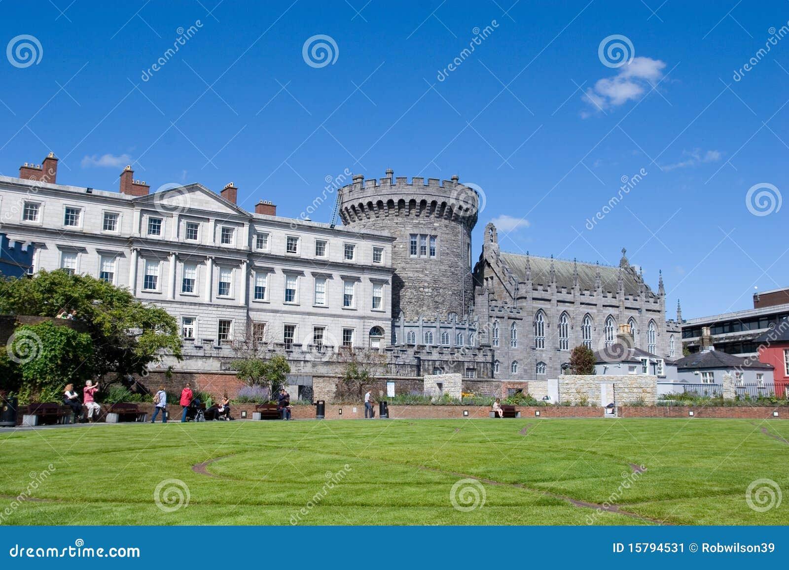 κάστρο Δουβλίνο