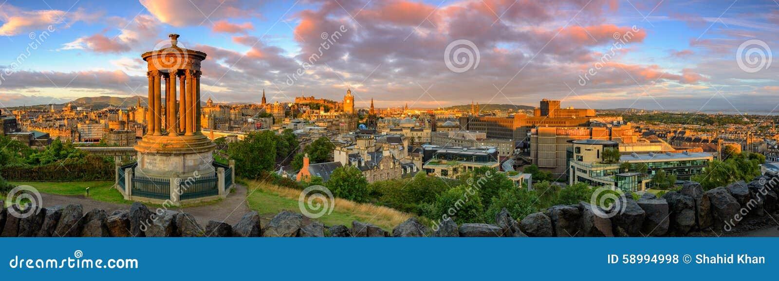 κάστρο Εδιμβούργο Σκωτί&alp