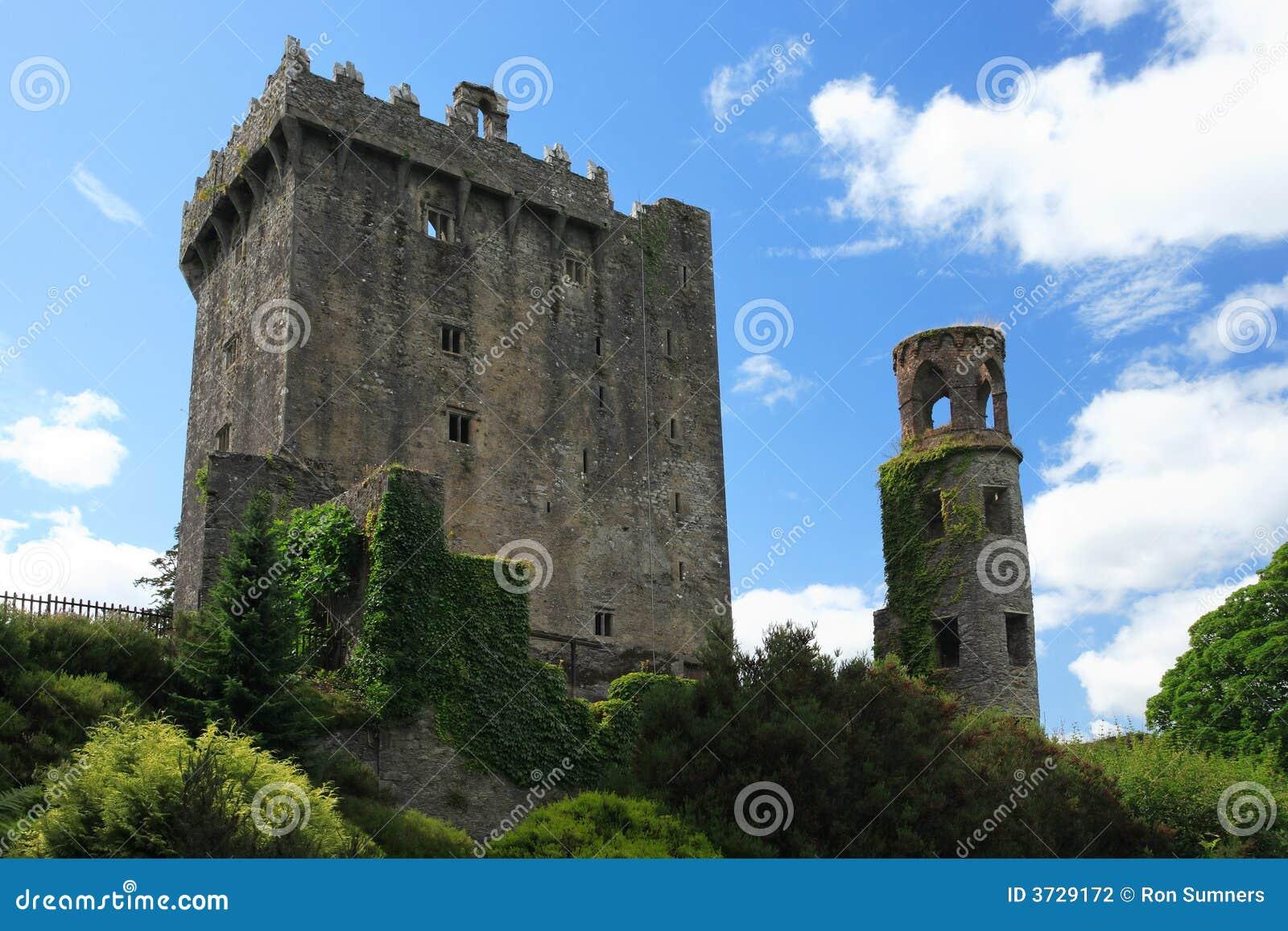 κάστρο Ιρλανδία κολακεί&