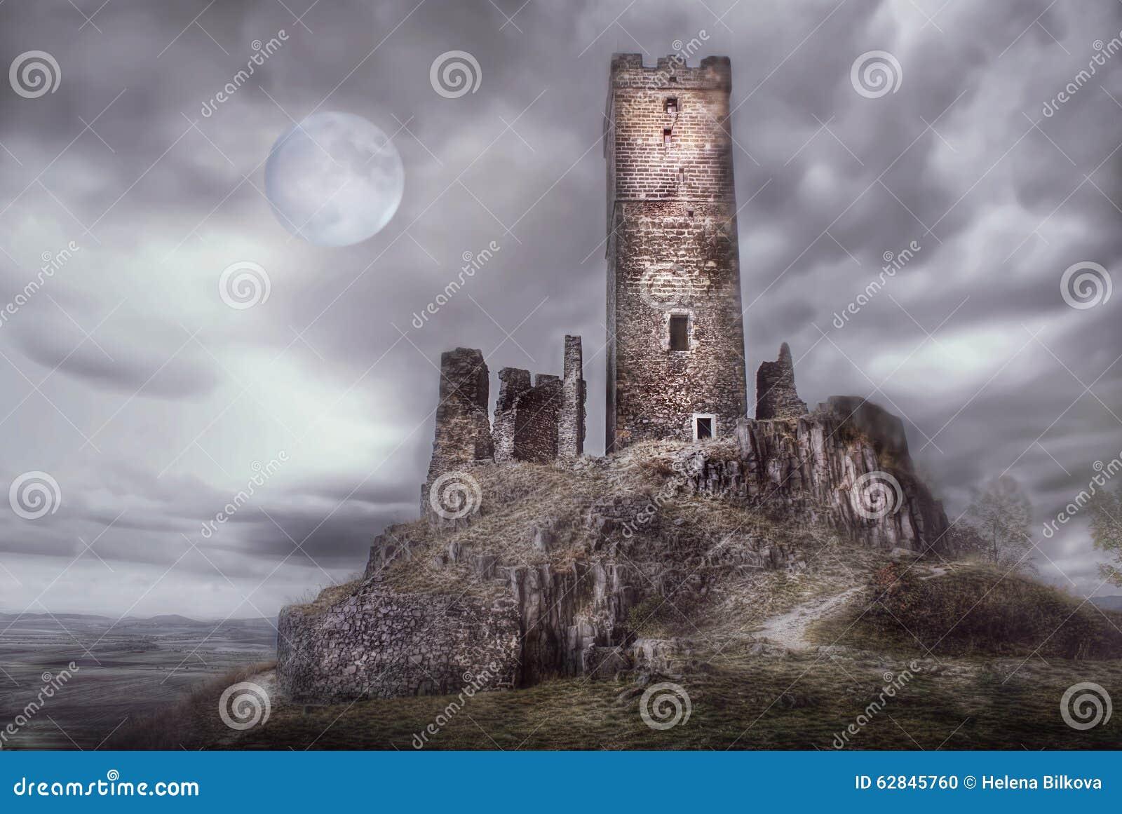 κάστρο μεσαιωνικό