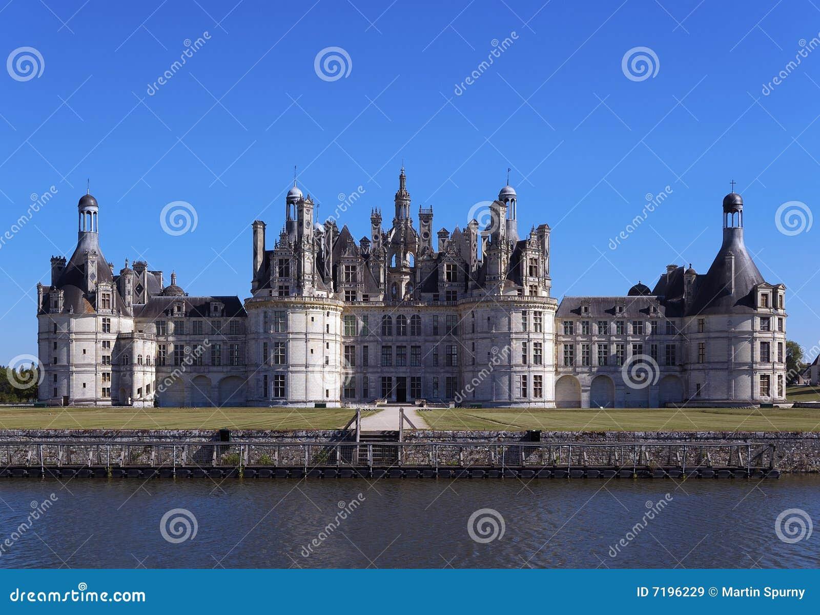 κάστρο chambord