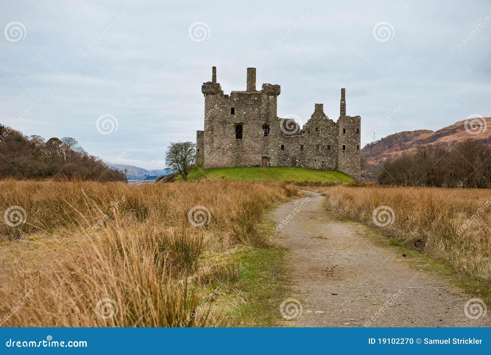 κάστρο kilchurn