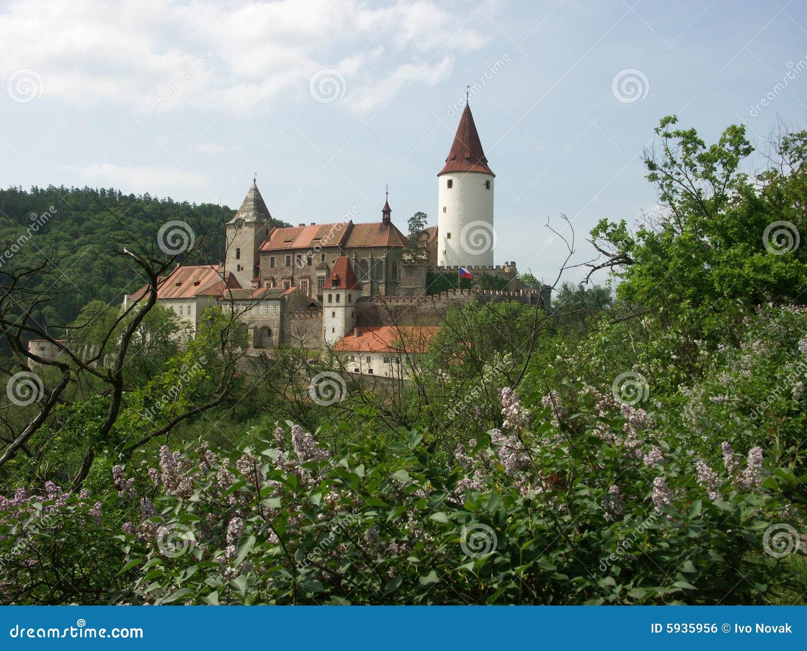 κάστρο krivoklat