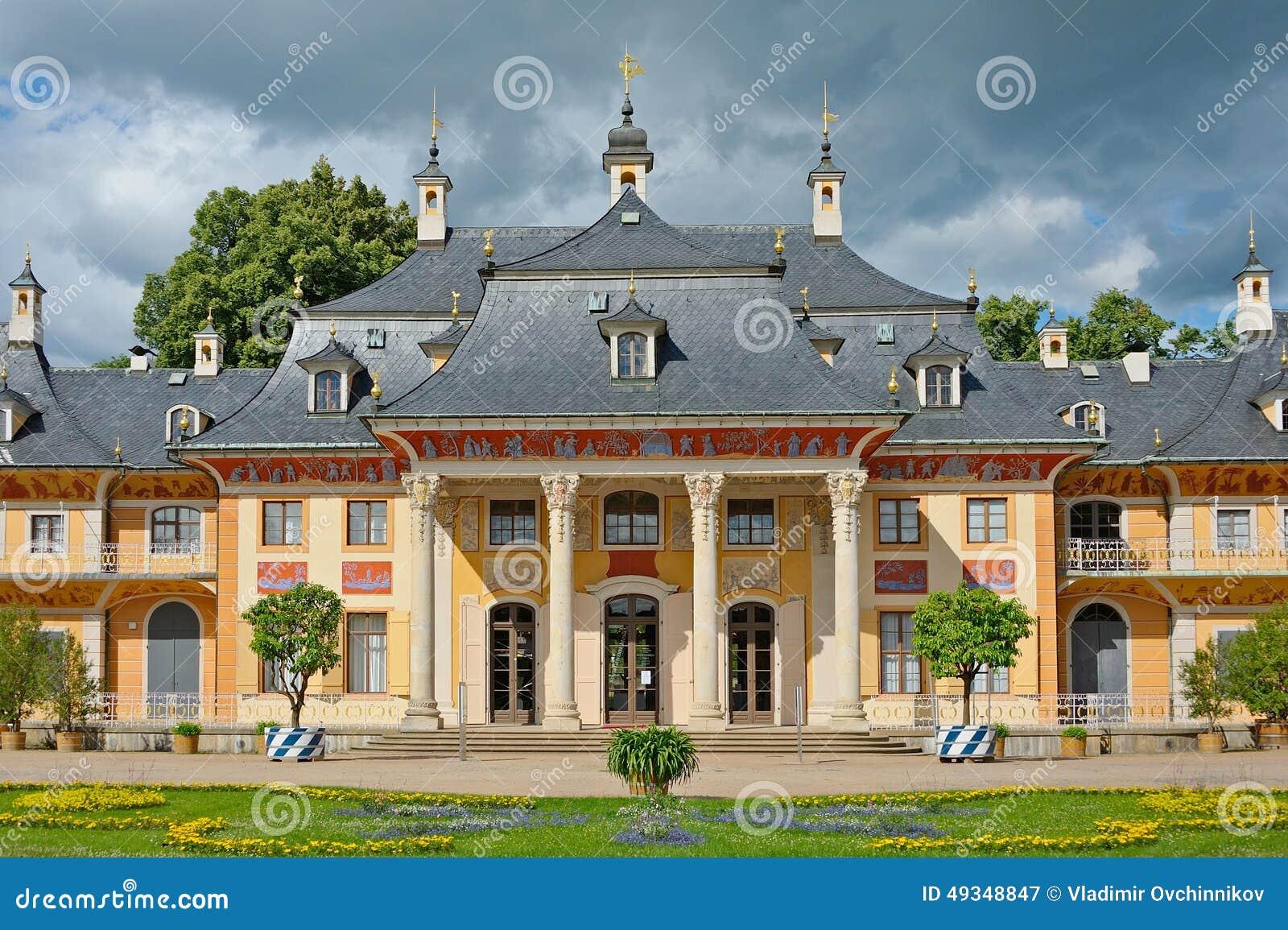 Κάστρο Pillnitz