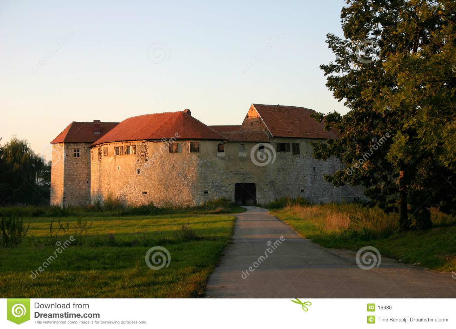 κάστρο ribnik