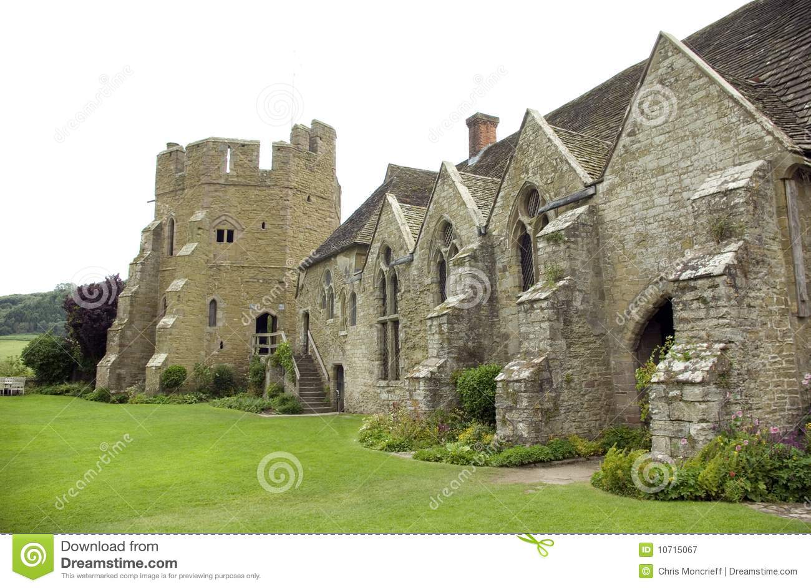 κάστρο stokesay