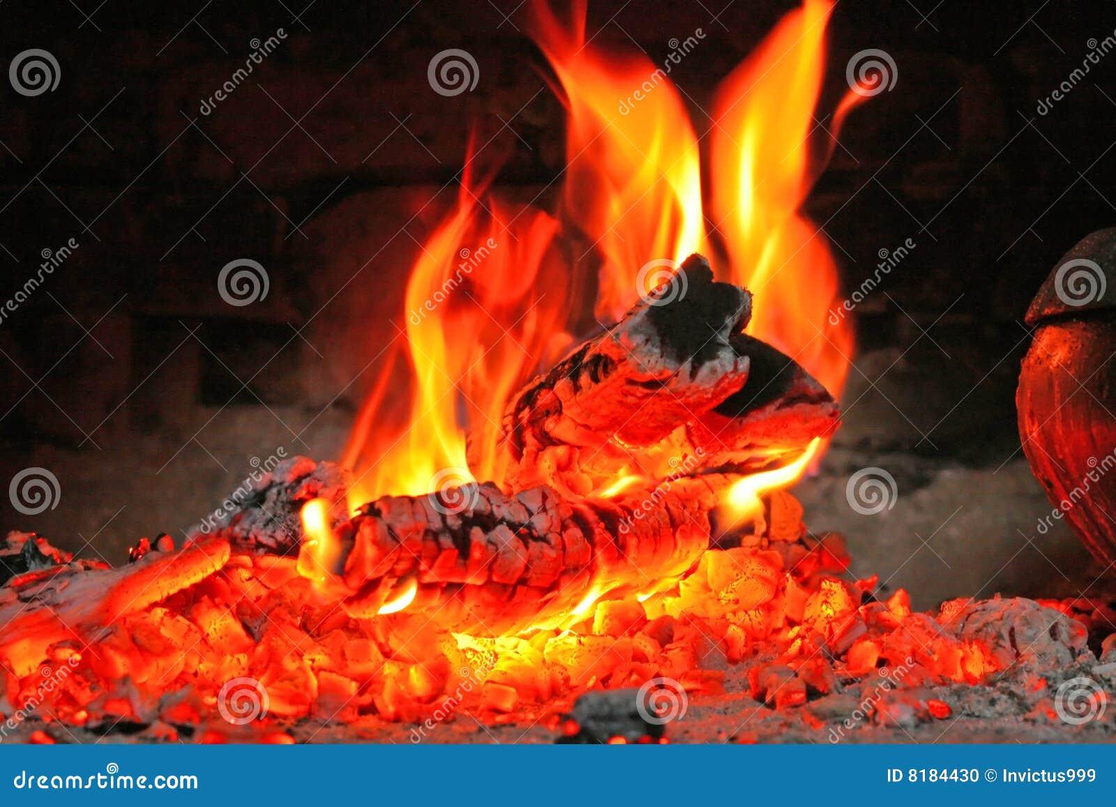 κάψιμο τεφρών