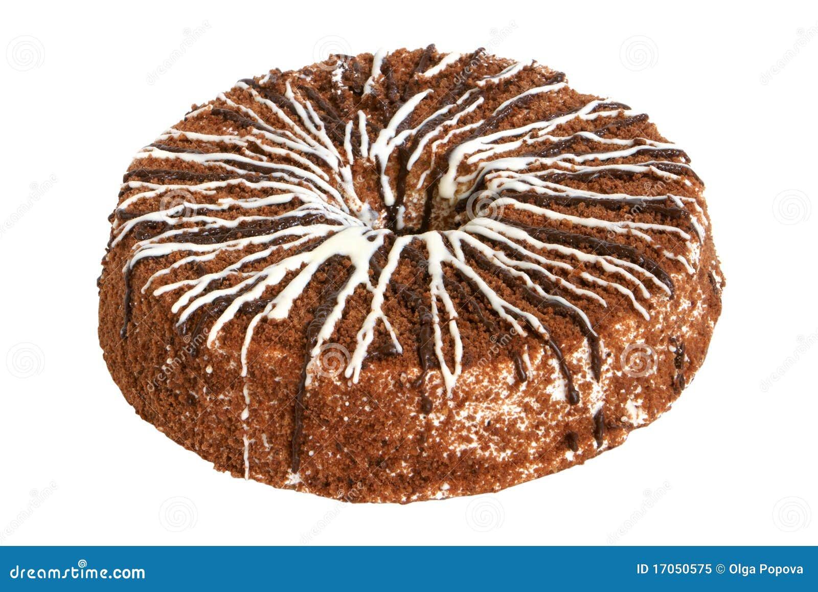 Κέικ κρέμας με τη σοκολάτα