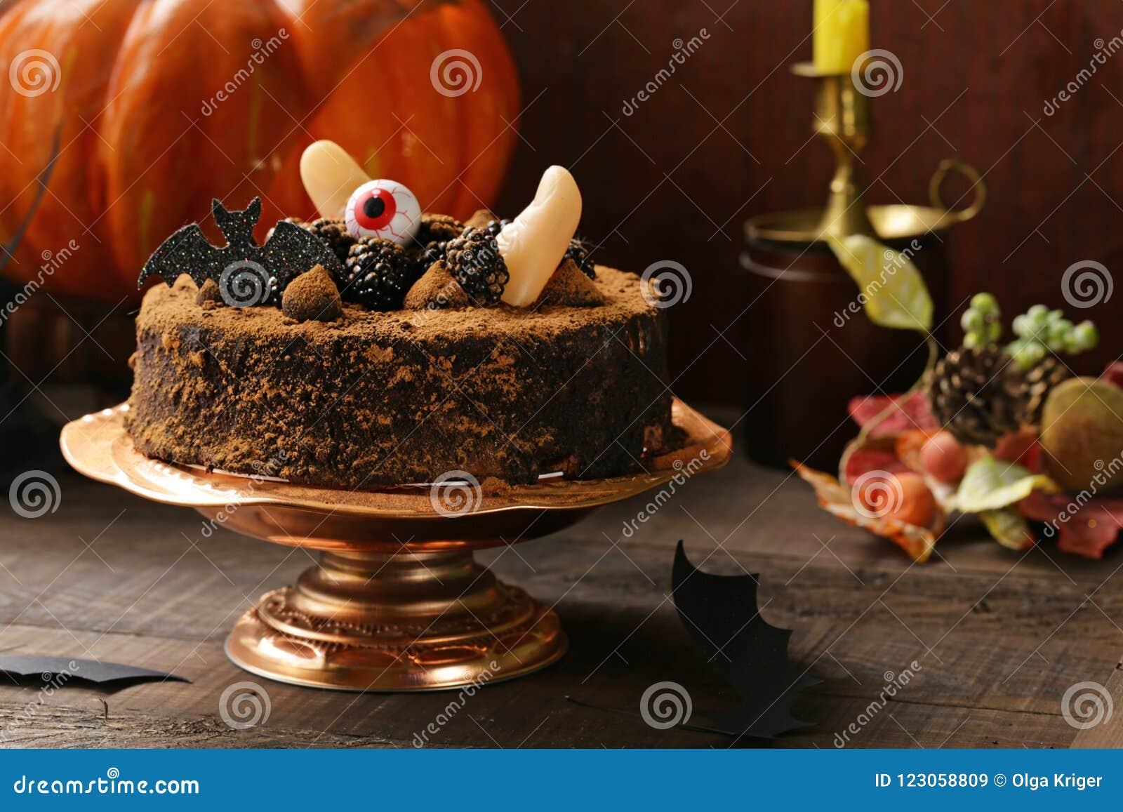 Κέικ με το ντεκόρ αποκριών