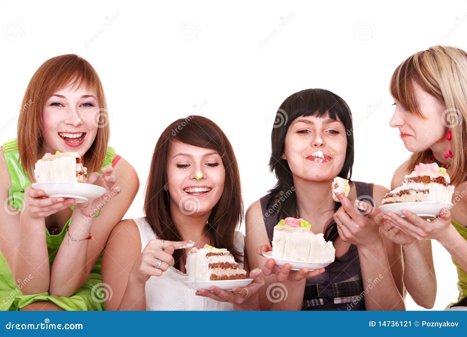 κέικ που τρώει τις νεολα