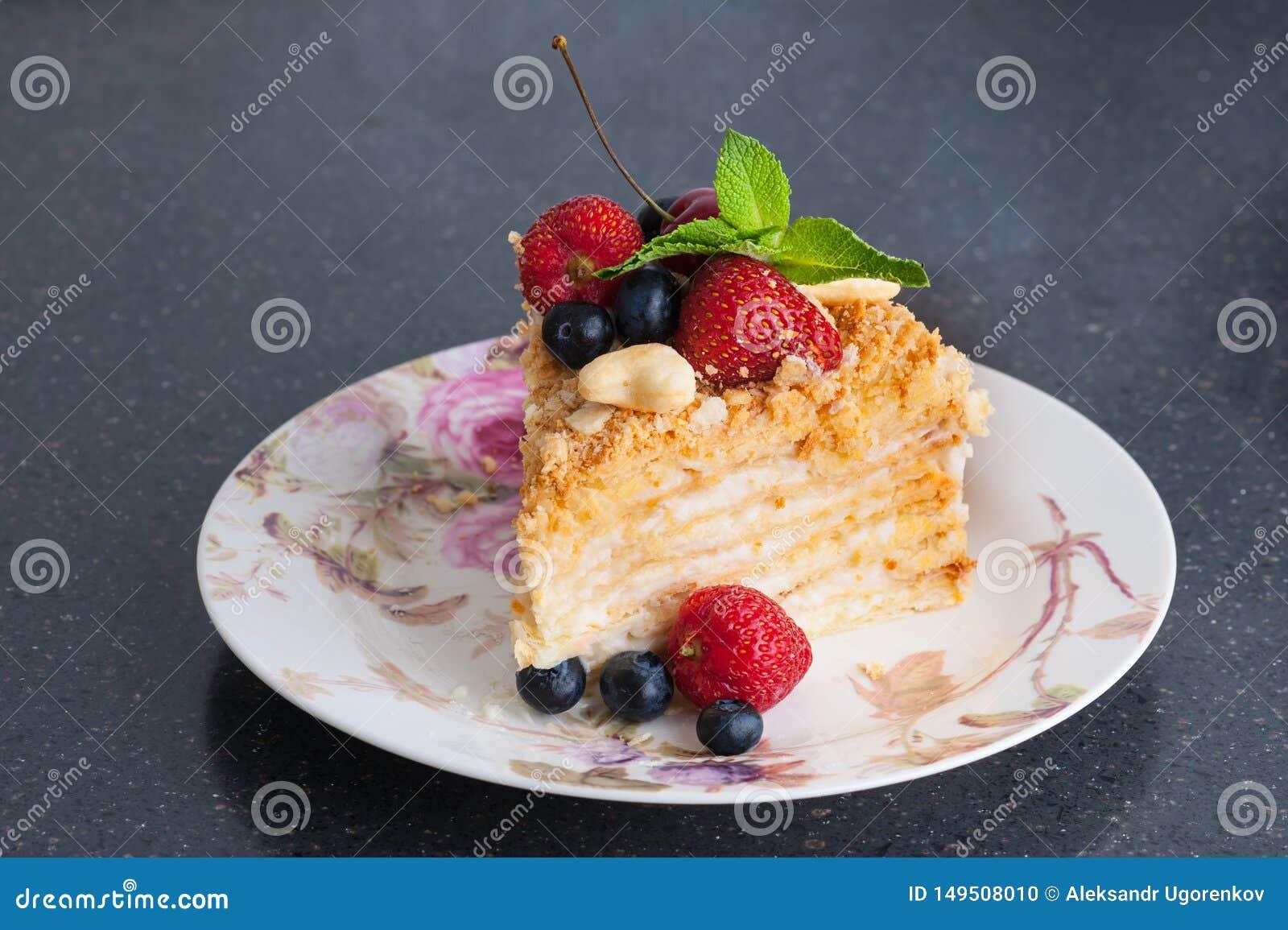 Κέικ Napoleon