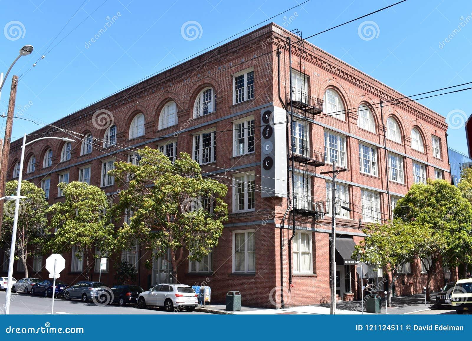 Κέντρο σχεδίου του Σαν Φρανσίσκο και οδός του Henry Adams