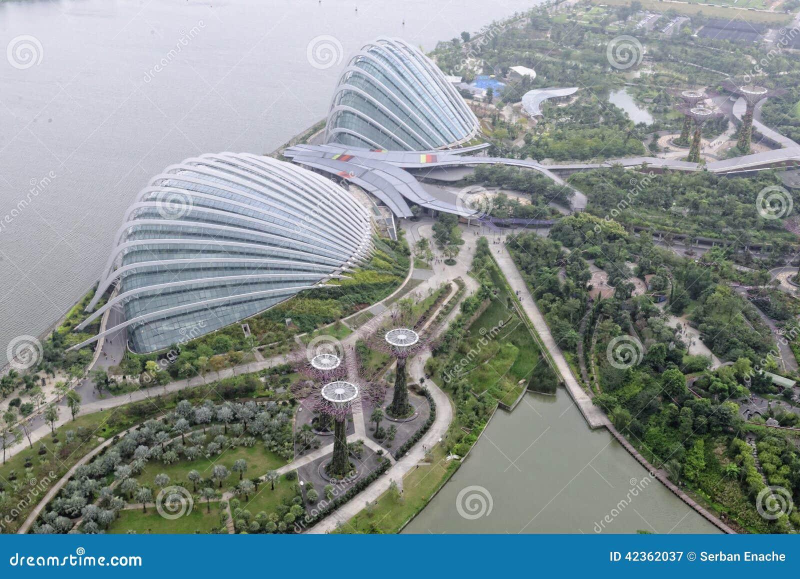 Κήποι από τον κόλπο στη Σιγκαπούρη