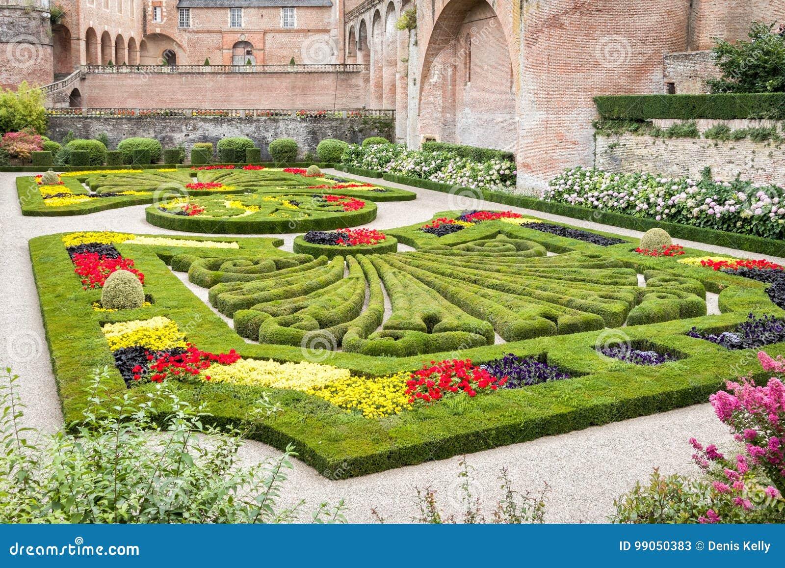Κήποι παλατιών Berbie στην Άλβη, Γαλλία
