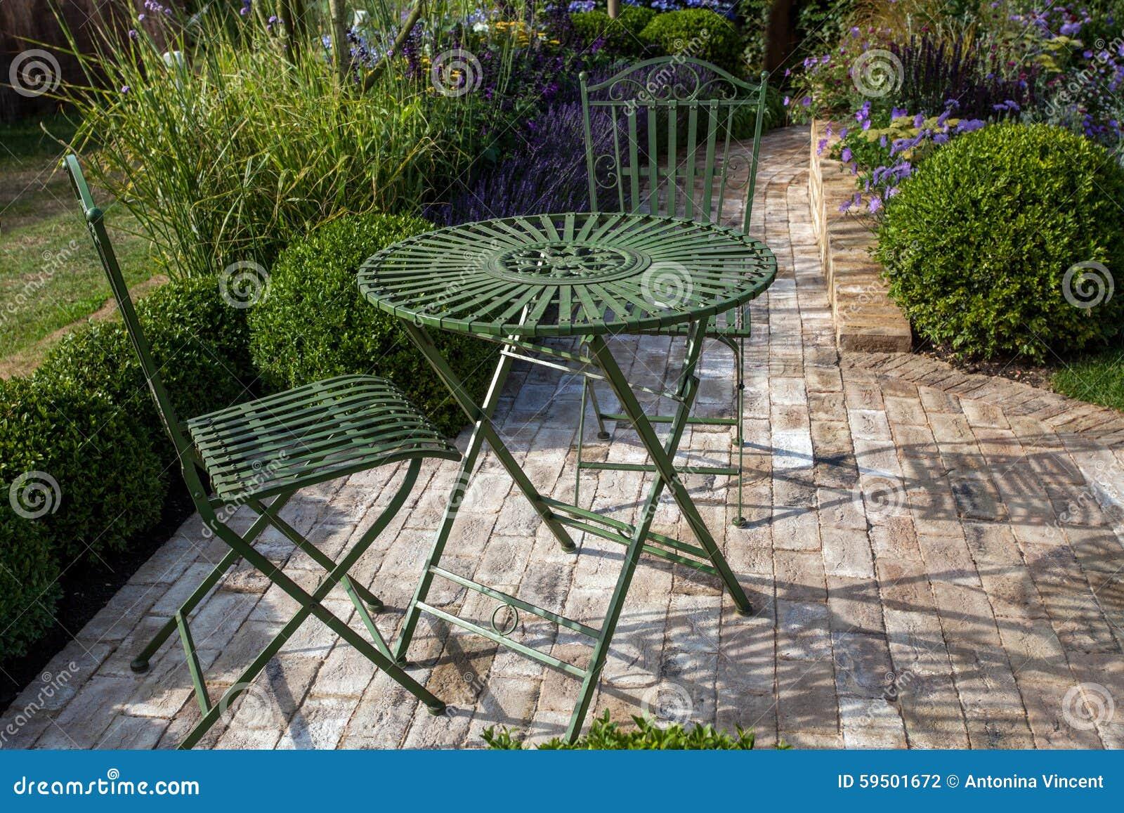 κήπος ήρεμος