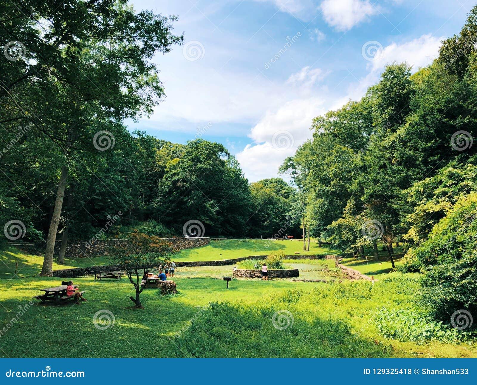 Κήπος κρατικών πάρκων του Gillette Castle