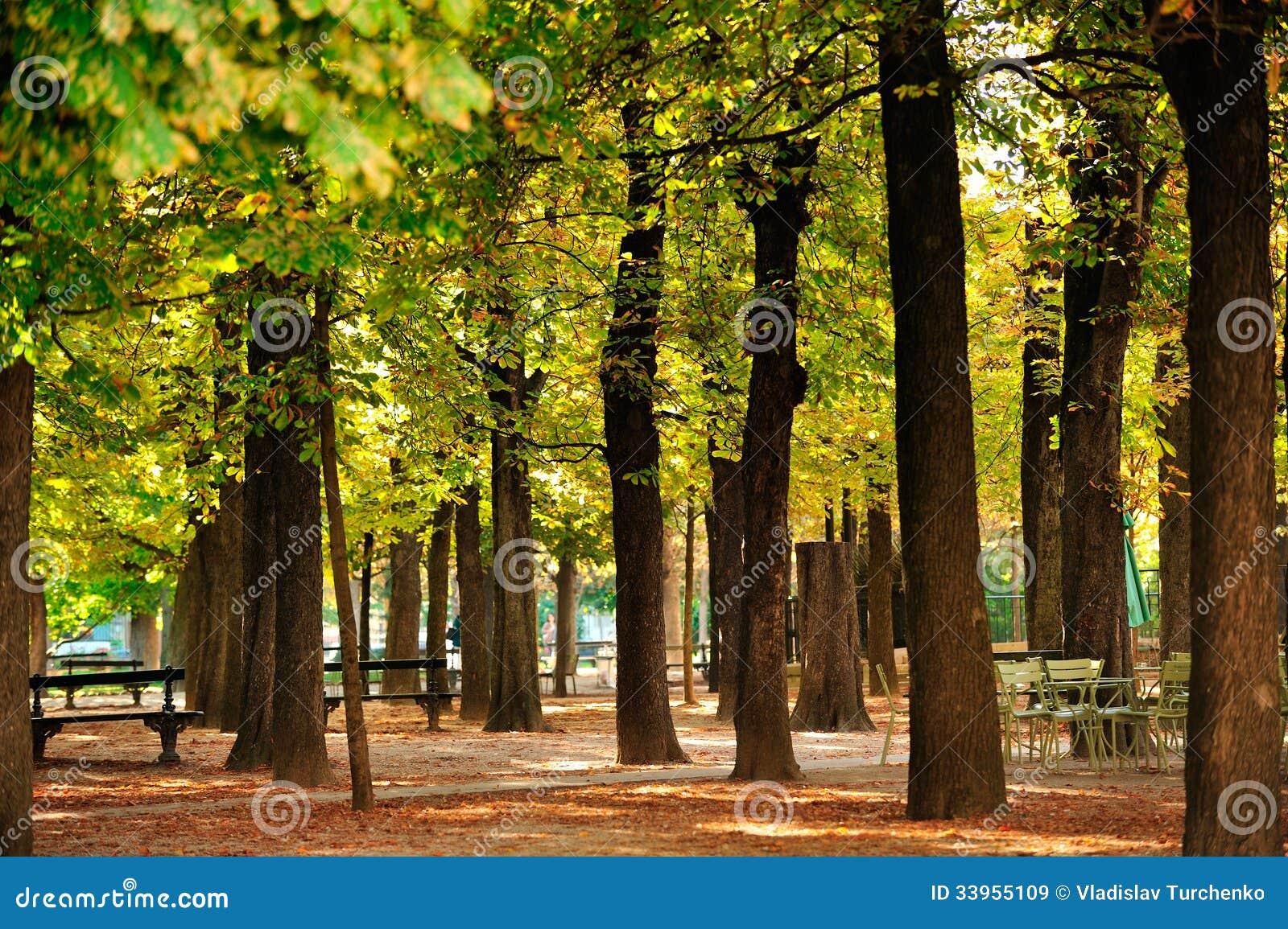 Κήπος του Λουξεμβούργου, Παρίσι