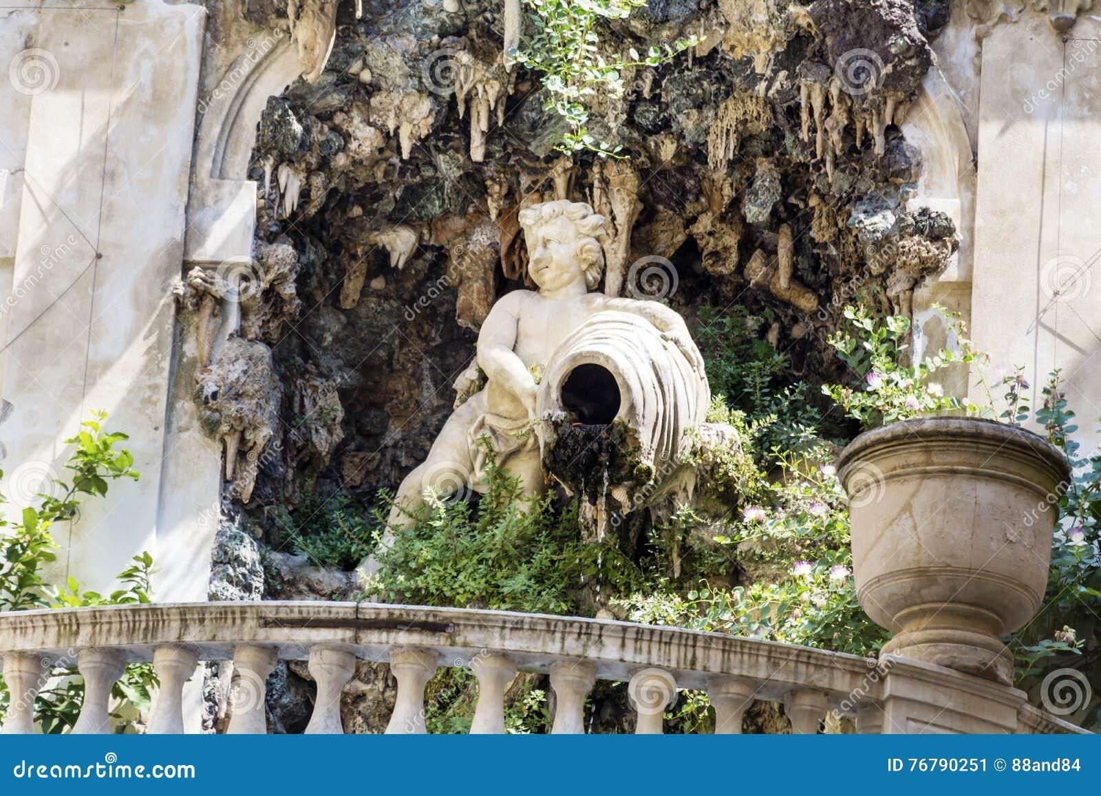 Κήπος Bianco Palazzo, Γένοβα, Ιταλία