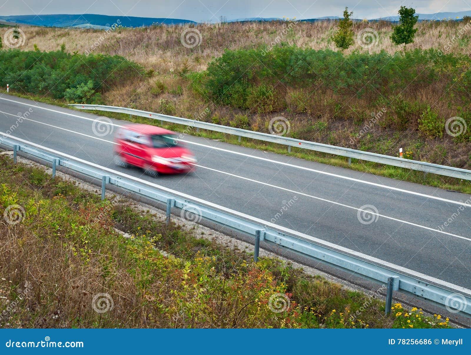 κίνηση αυτοκινήτων