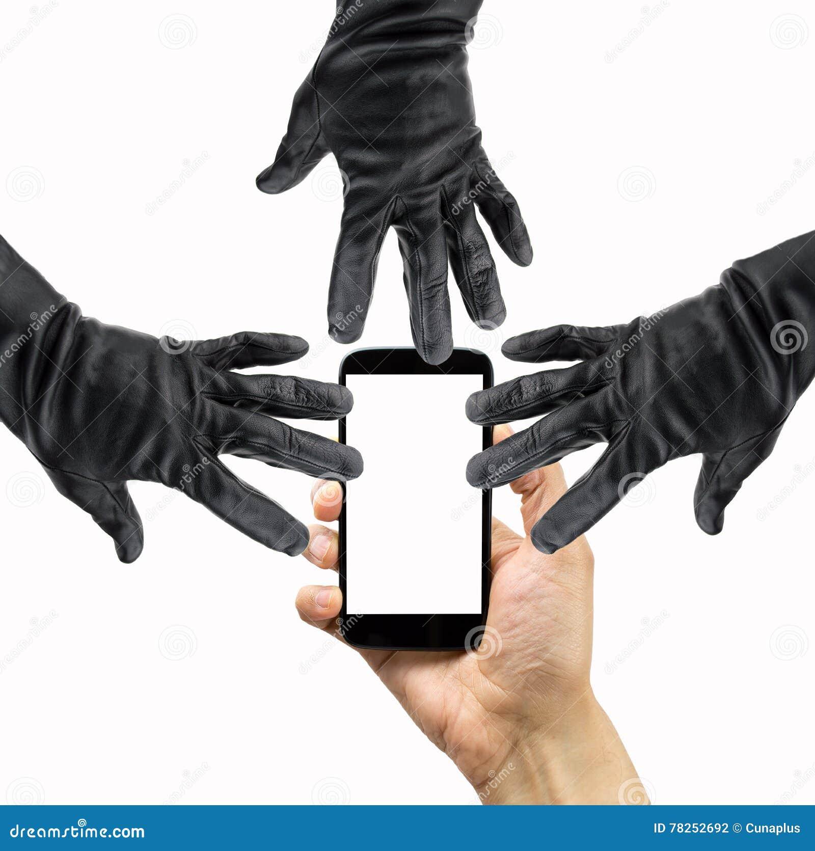 Κίνδυνος της κλοπής στοιχείων του smartphone