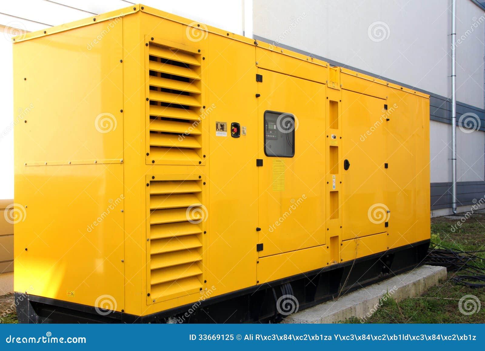 Κίτρινη γεννήτρια