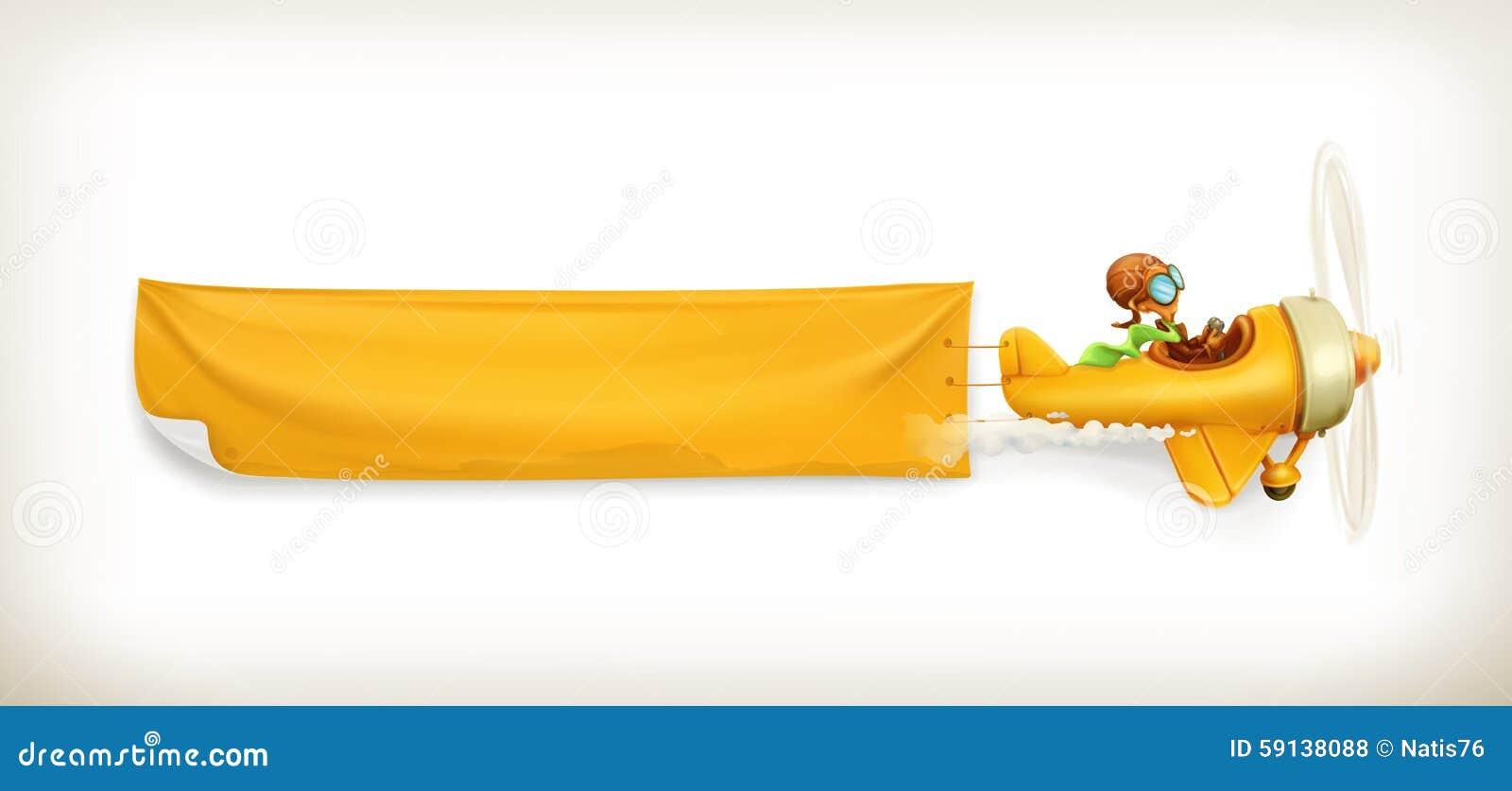 Κίτρινο έμβλημα αεροσκαφών