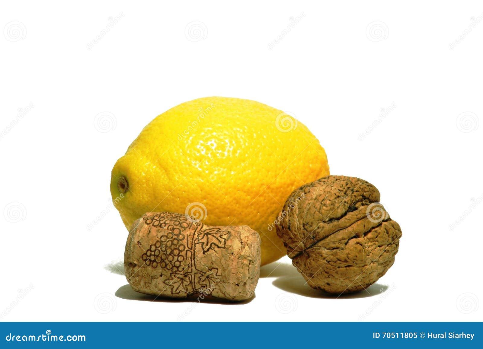 Κίτρινο λεμόνι