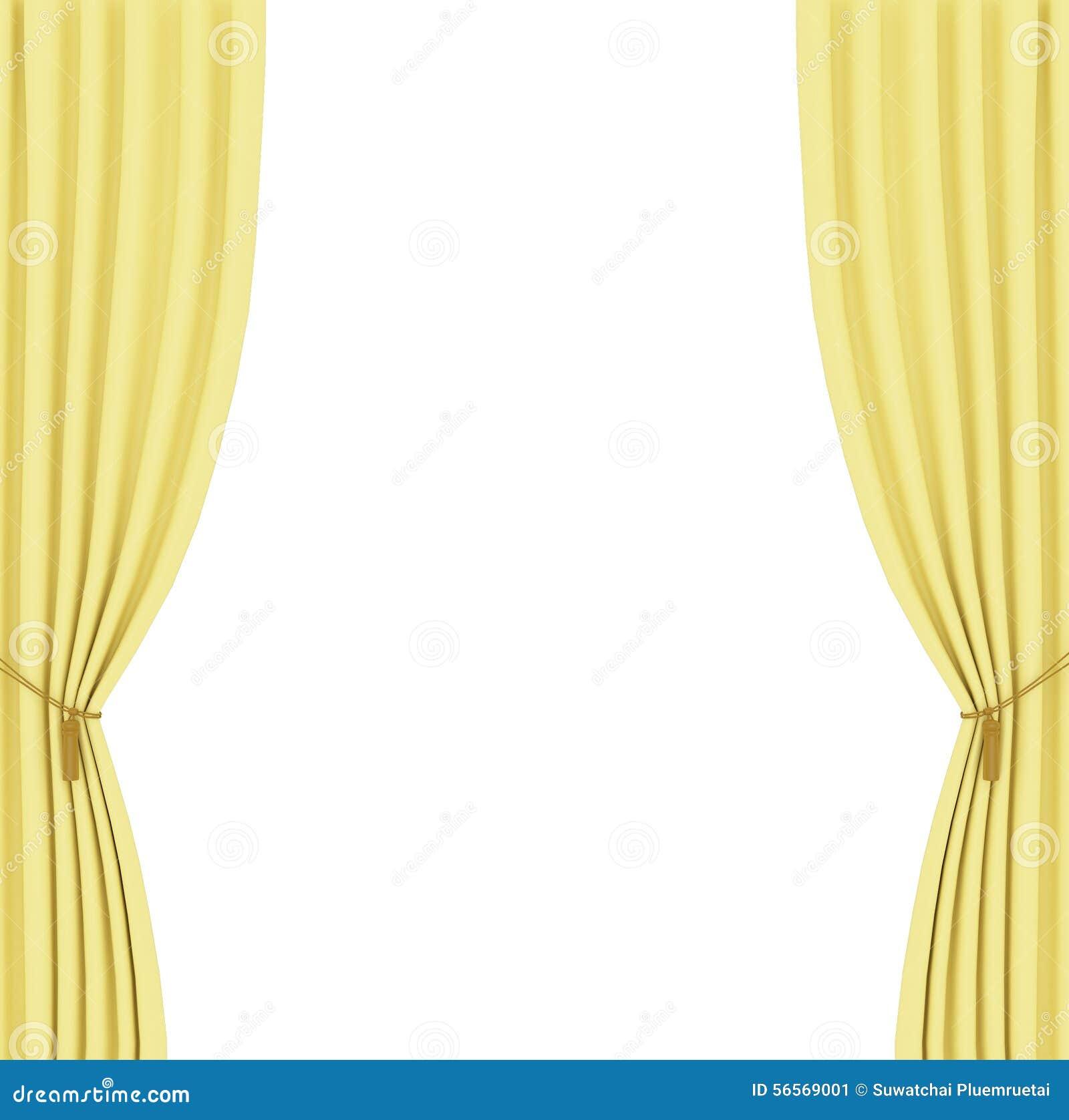 Download Κίτρινο υπόβαθρο κουρτινών απεικόνιση αποθεμάτων. εικονογραφία από τελετή - 56569001