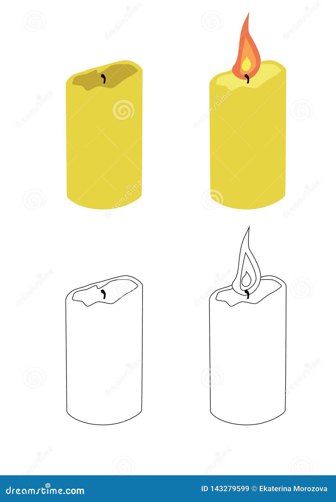 Καίγοντας κερί και εξαφανισμένο κερί