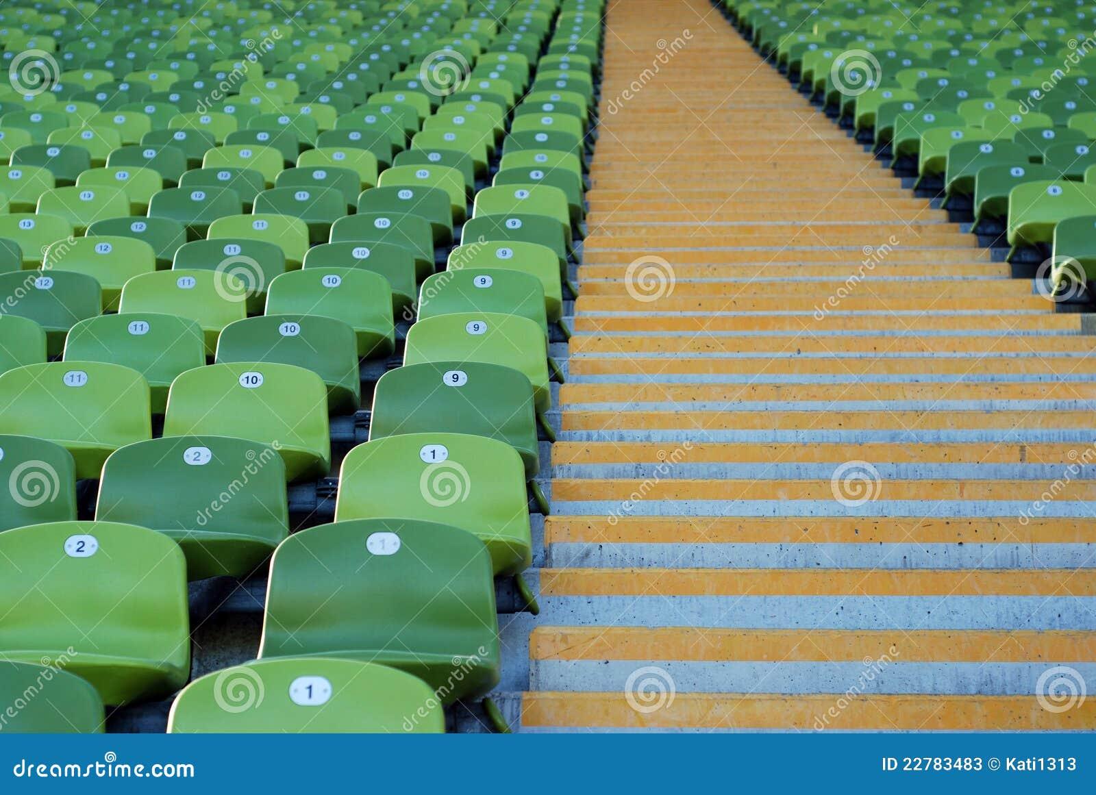 Καθίσματα σταδίων