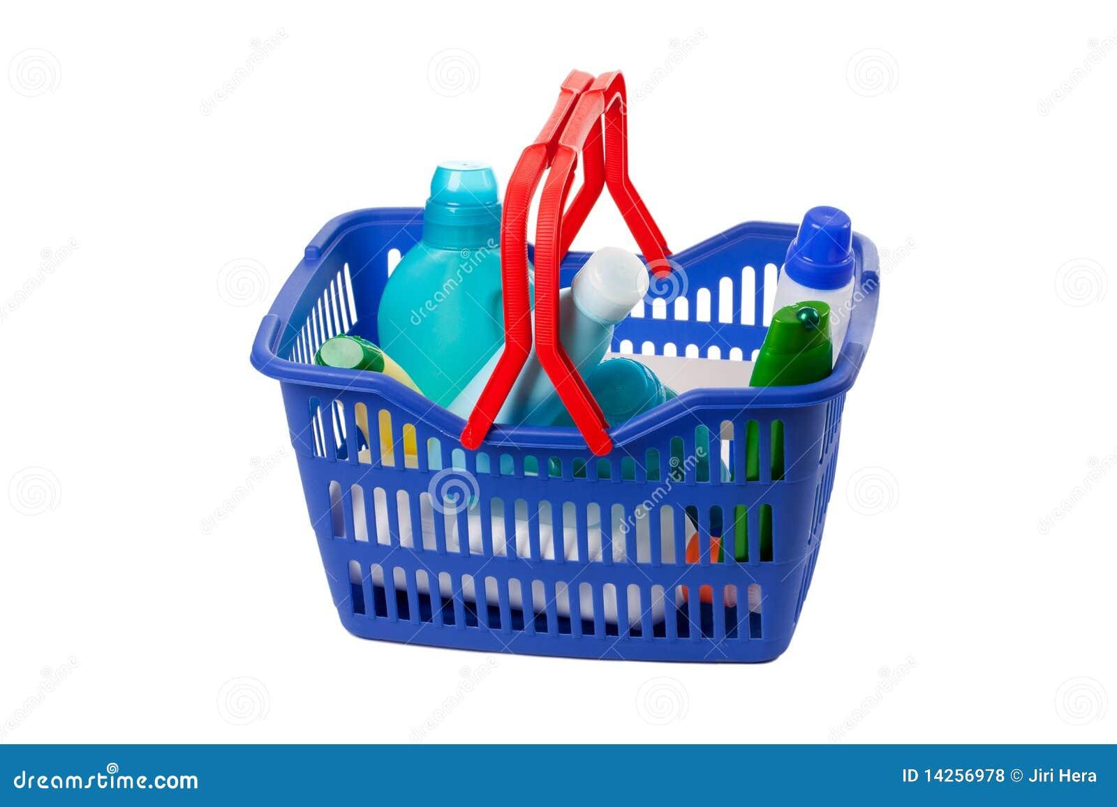 καθαρίζοντας προϊόντα