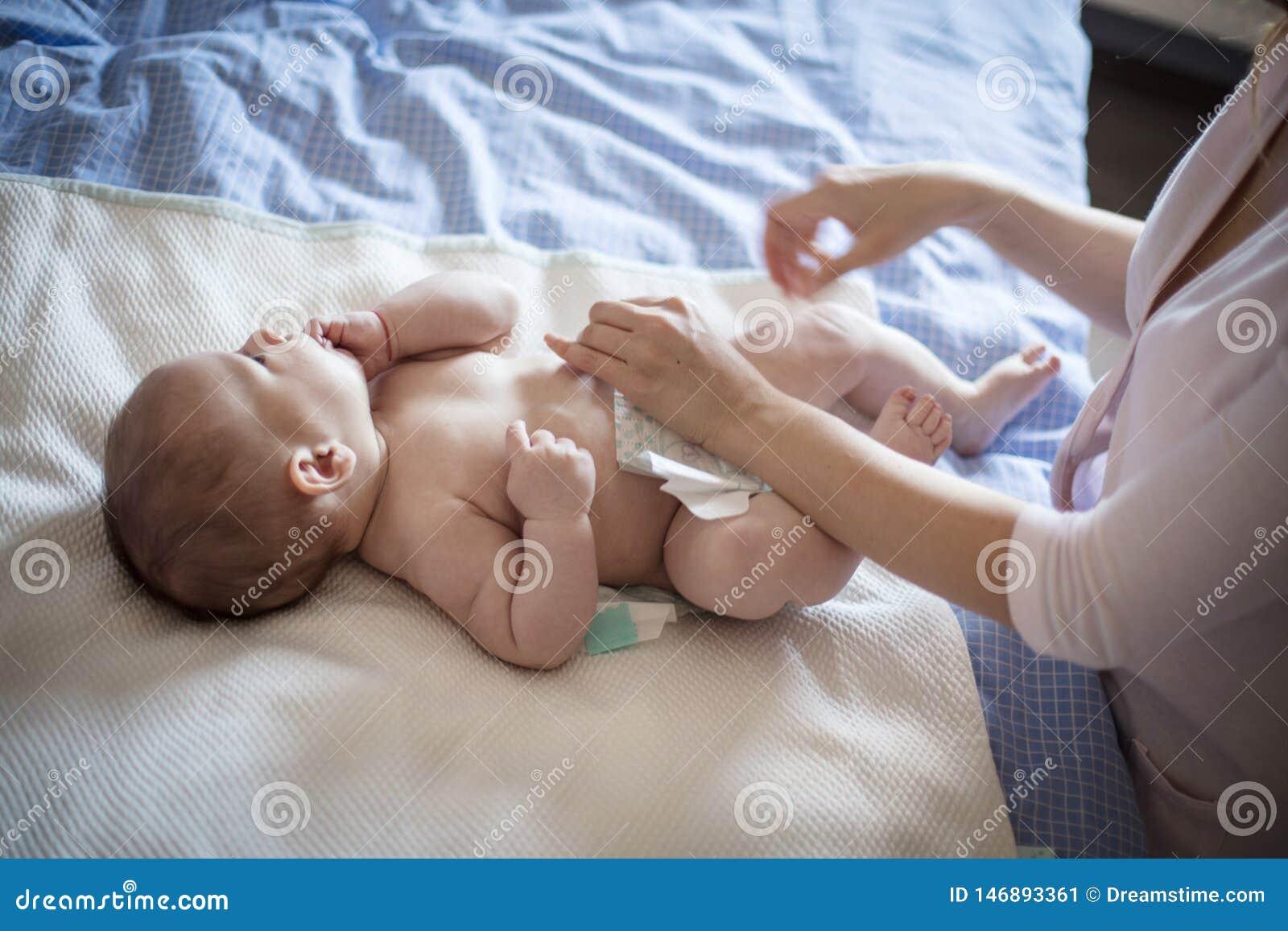 Καθαρό ευτυχές μωρό