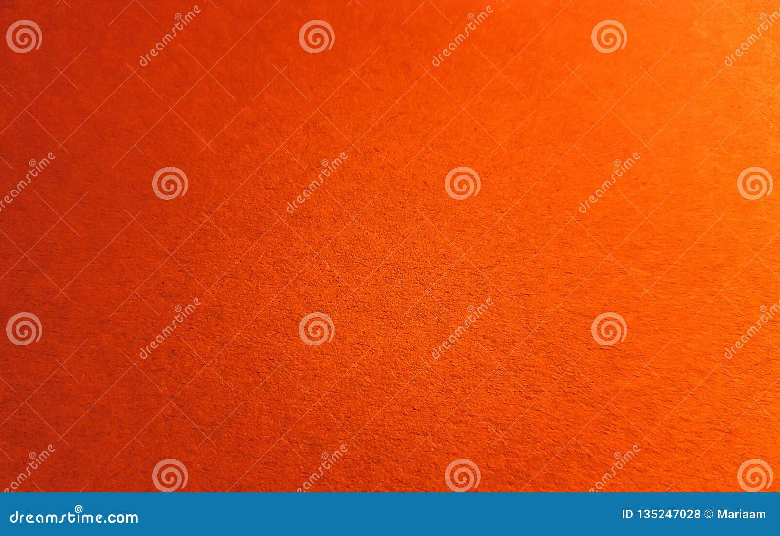 Καθαρό και καθαρό υπόβαθρο κόκκινος και πορτοκαλής Σαφές σκηνικό