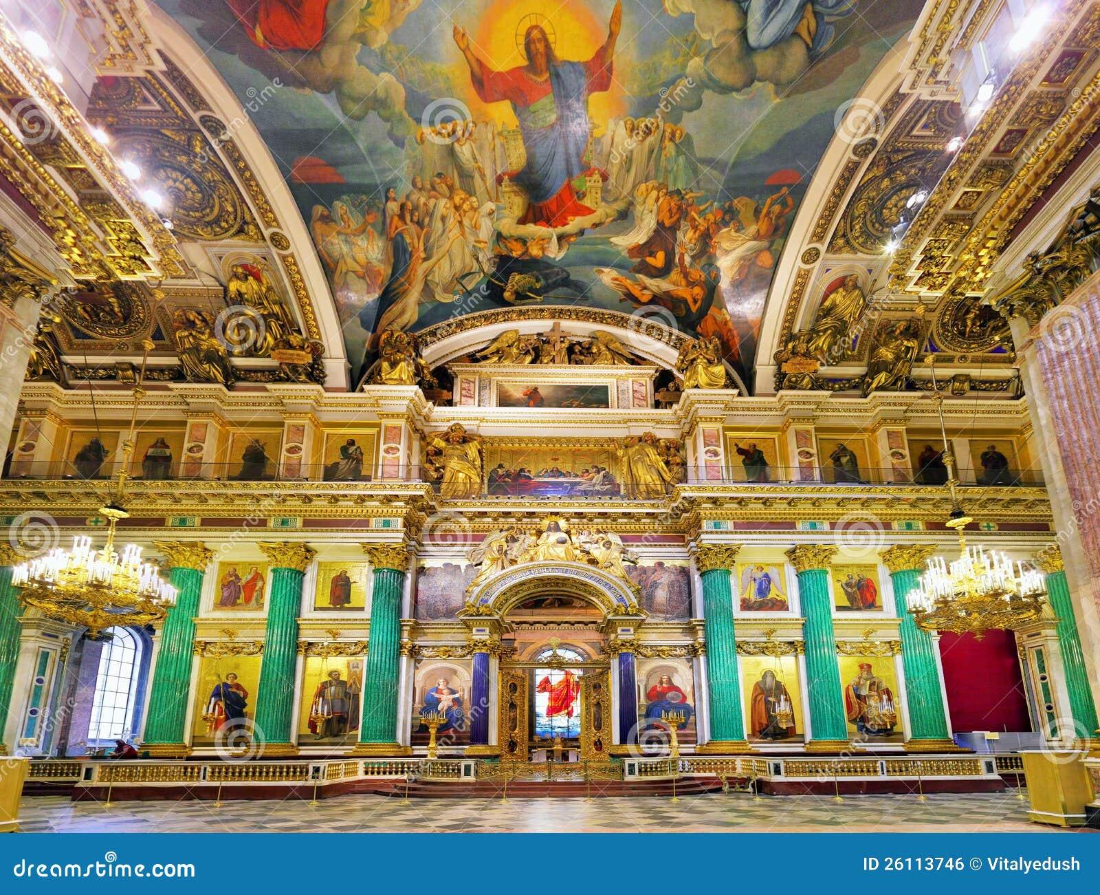 Καθεδρικός ναός Αγίου Isaacs στην Αγία Πετρούπολη