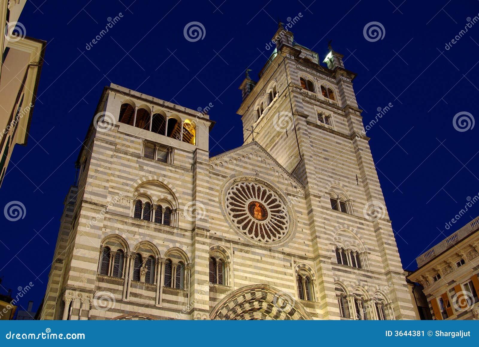 καθεδρικός ναός Γένοβα Ι&ta