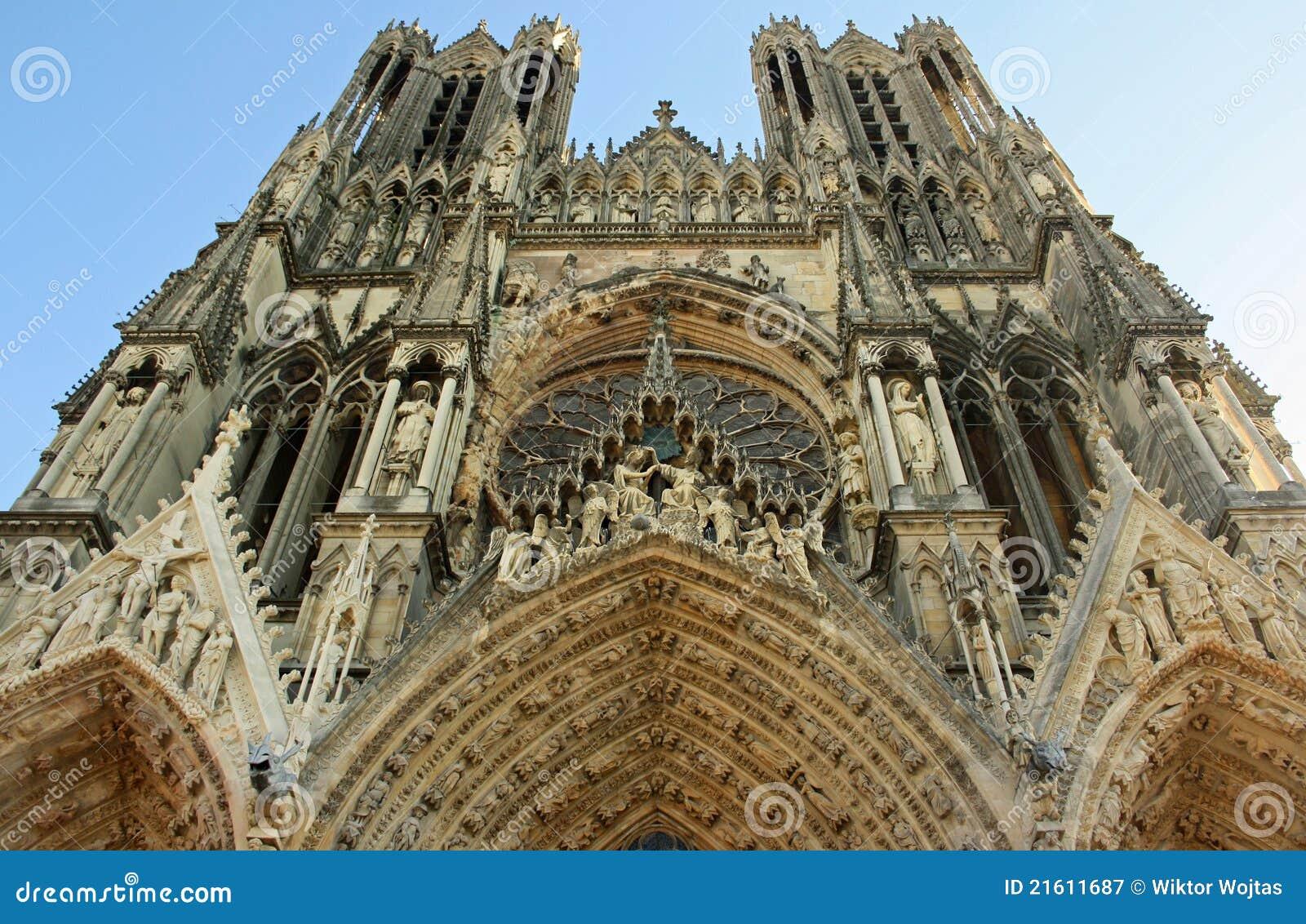 καθεδρικός ναός Γαλλία Reim