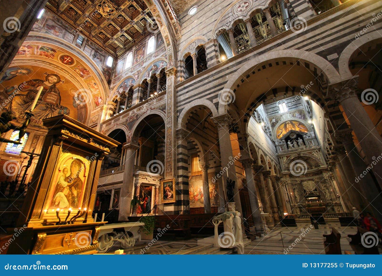 καθεδρικός ναός Πίζα