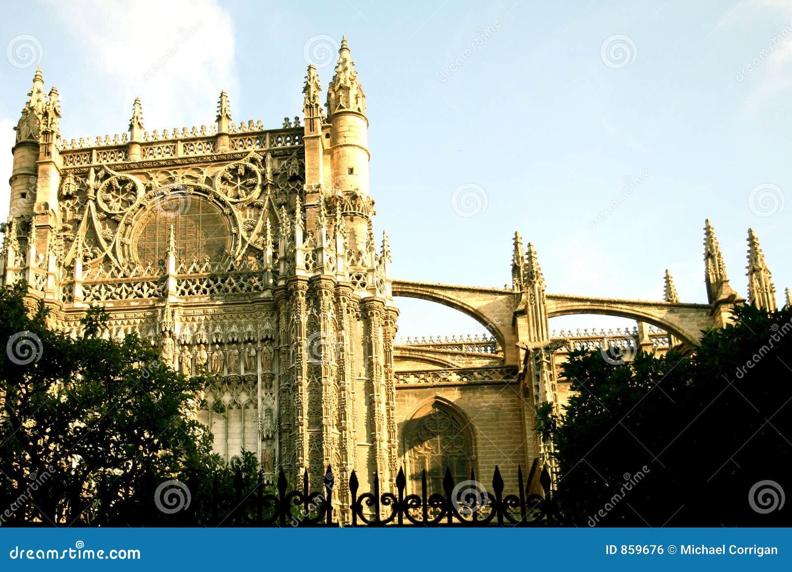 καθεδρικός ναός Σεβίλη