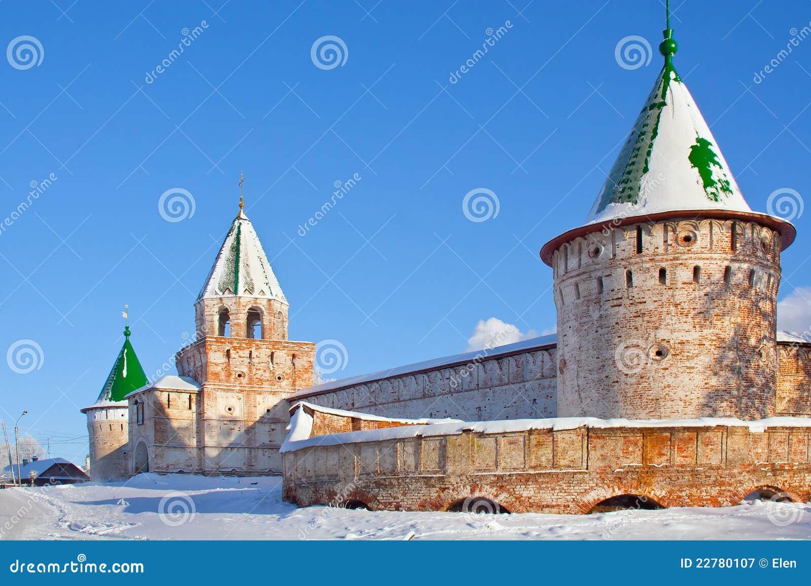 Καθεδρικός ναός χριστιανισμού στη Ρωσία, Kostroma πόλη, μοναστήρι Ipatievsky