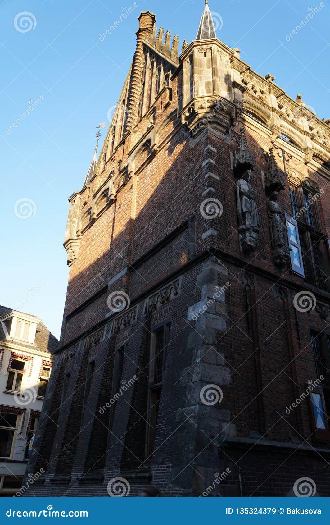 Καθεδρικός ναός Kampen στις Κάτω Χώρες